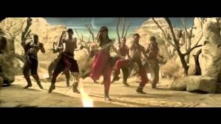 Rihanna - Diamonds Remix Ft. Kanye West (Music Video)
