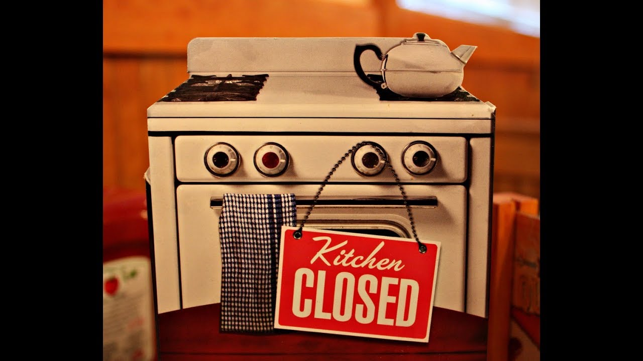 Tariq Nasheed: The FBA Kitchen Is Closed