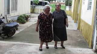 ARIQUEMES/RO - AS DUAS VOVÓS  - VÍDEO 398 - DEUS SEJA LOUVADO
