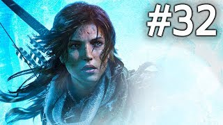 Rise of the Tomb Raider Gameplay Walkthrough Part 32