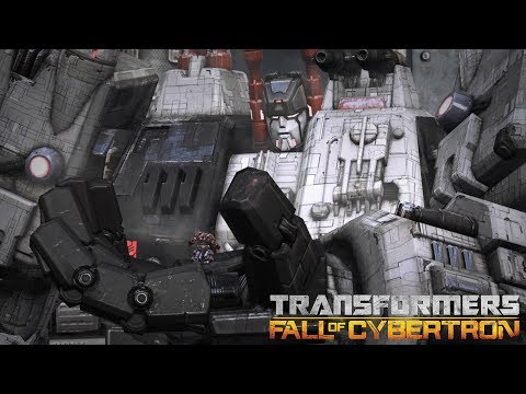 Transformers: Fall of Cybertron | Autobots (PC) Part 3 - Metroplex Heeds The Call
