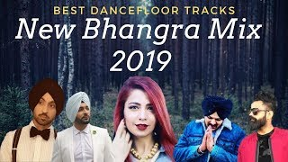 New Bhangra Mix 2019-Best Dancefloor Tracks
