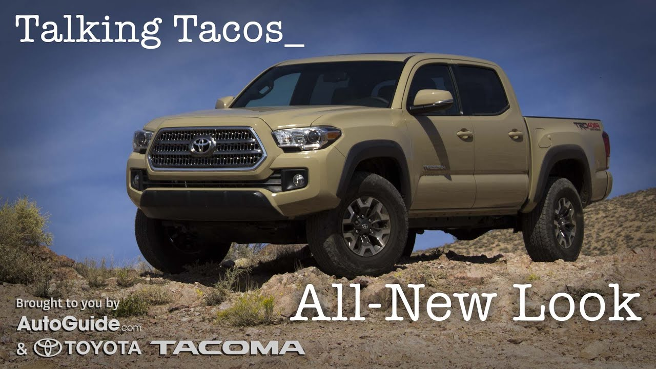 """2016 Toyota Tacoma """"Talking Tacos"""" Series – Geared Content Studios"""