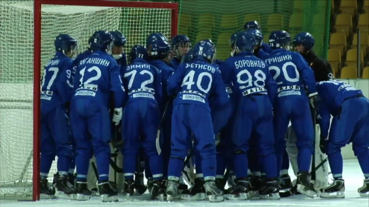 Динамо москва динамо казань 13 12 11 хоккей с мячом смотреть матч