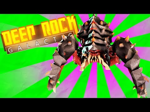 Mining Gold and Blasting Bugs! - DEEP ROCK GALACTIC Gameplay - DEEP ROCK GALACTIC Multiplayer