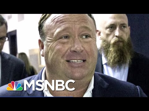 Kelly: Sandy Hook Father Has 'Had Enough Of Alex Jones' | MSNBC