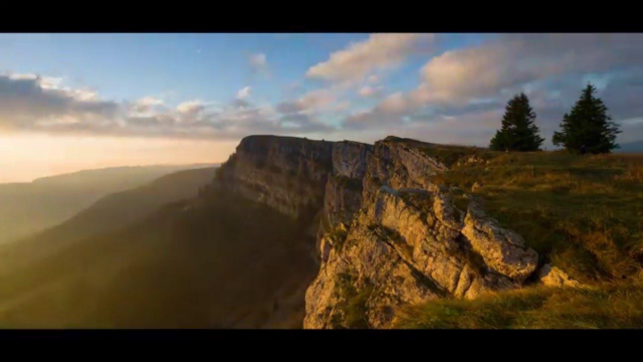 Teaser film montagnes du jura le voyage int rieur 4k for Le voyage interieur
