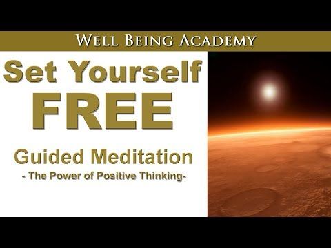 Guided Meditation - Set yourself free