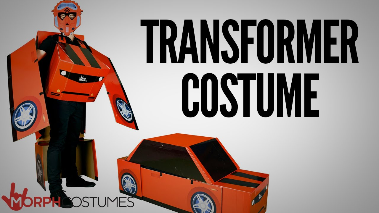 Transformer costume real transforming robot costume youtube transformer costume real transforming robot costume solutioingenieria Gallery