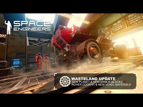 Space Engineers: Update 1.197 - Wasteland