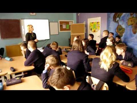 Globalusis švietimas mokyklos gyvenime