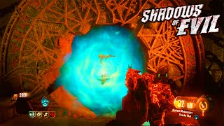 "Black Ops 3 ""Shadows of Evil"" - HOW TO BUILD THE PACK A PUNCH TUTORIAL (Black Ops 3 Zombies)"