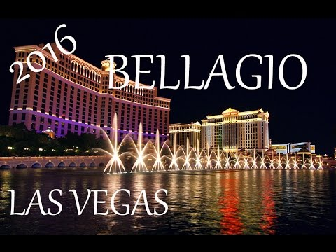 2016 - Bellagio, Las Vegas: An Intimate tour with the locals! Shop, Dine and Party!!!