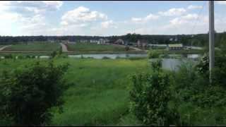 Мелихово, участок 12 соток, Дмитровское шоссе, 35 км от МКАД.(, 2013-06-06T13:17:50.000Z)
