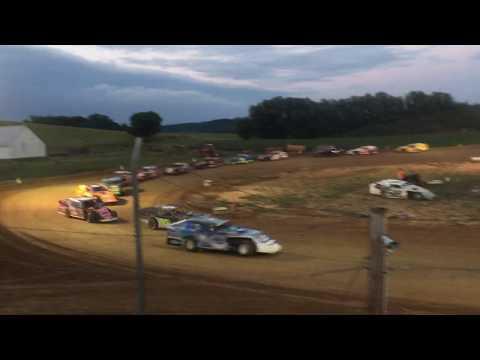 35 Raceway 6-23-2018 Modified Feature - PART 2