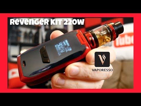 Vaporesso Revenger 220w Kit Review