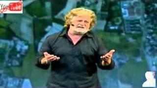 Beppe GRILLO: Ligresti contro la cascina FALAPPI