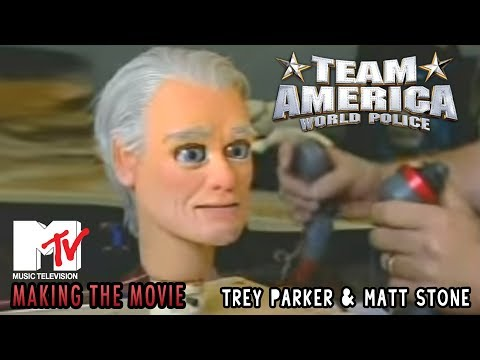 Team America: World Police - MTV Making The Movie - Trey Parker & Matt Stone - 2004