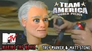 Team America: World Police - MTV Making The Movie - Trey Parker & Matt Stone - 2004