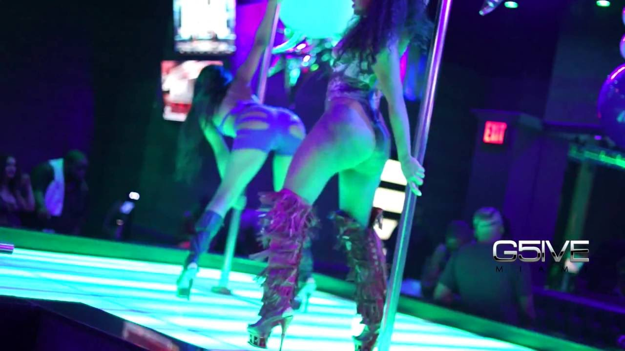 Miami strip club license