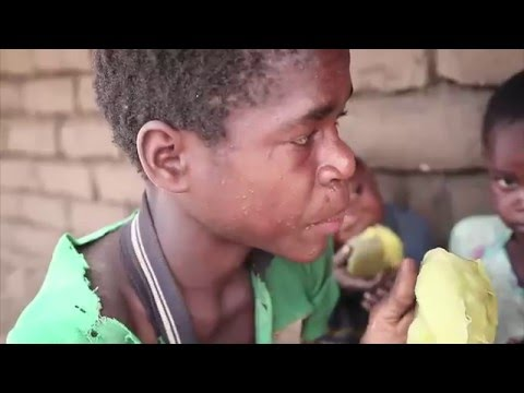 How food aid helps to save lives like Leonard's | World Vision Australia