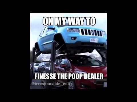 Finesse The Poop Dealer Meme Original Youtube