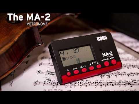 MA-2 - METRONOME   KORG (USA)