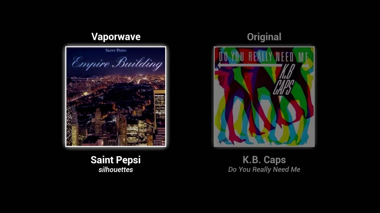 vaporwave songs and their original samples [part 6]