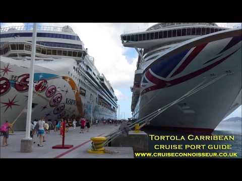 Tortola Carribean Cruise Port Guide