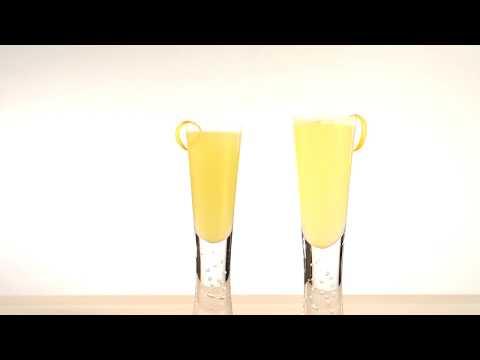 Post-Performance Celebratory Pineapple Mimosa Recipe
