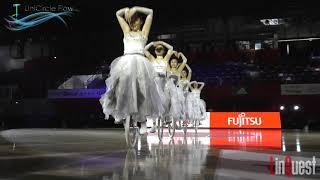 UniCircle Flow:  Halftime Show 一輪車演技 Unicycle Dance