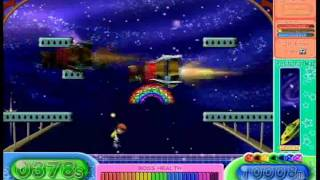 Rainbow Islands - Towering Adventure
