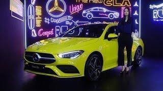 AMG CLA 45S, 7,990만원에 사전 예약