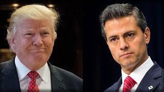 HE DID IT: MEXICO COMES TO TABLE, TELLS TRUMP THEY'LL DISCUSS THE WALL