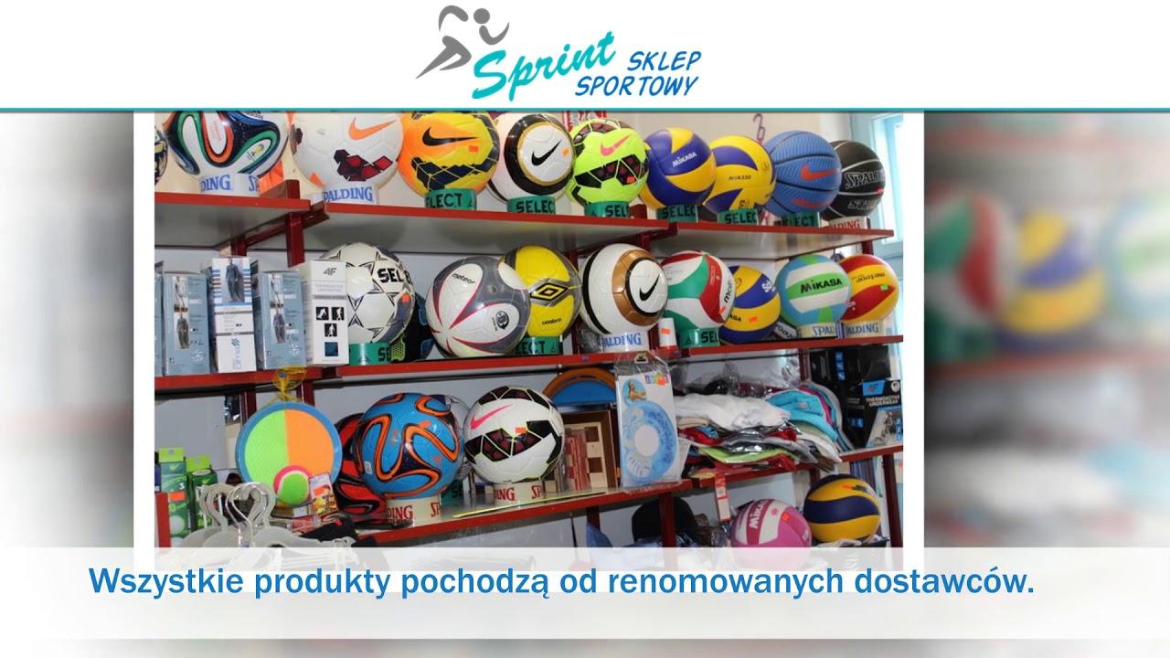 ac00c284127b80 Sklep sportowy odzież sportowa sprzęt rehabilitacyjny Łańcut Sprint Sklep  sportowy