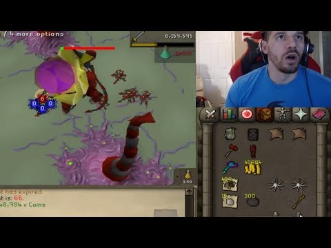 Faux Almost Dies to Sire!! (HCIM) BEST OF OSRS HIGHLIGHTS #50