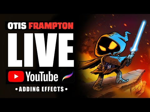 Otis Frampton LIVE - July 11th, 2019 - Adding Effects
