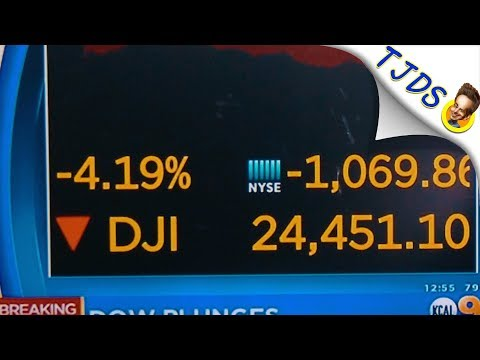 BREAKING: Dow Jones Record Plunge! Here's Why