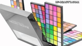 Beauties Factory - 192 Color Eyeshadow Palette  - Castle in the Sky