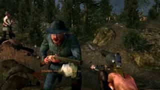 Darkest of Days Cowboy vs. Indians (HD) Gameplay