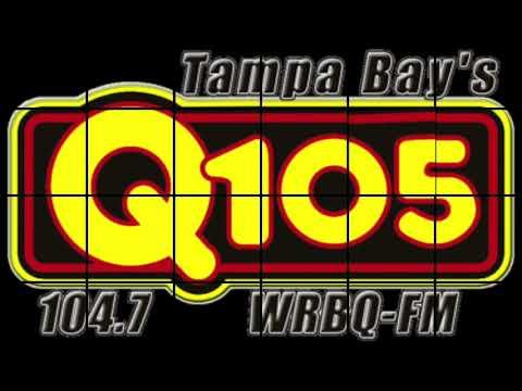 WRBQ-FM Q105 Tampa - Mason Dixon - 1988