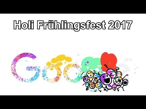 Holi Frühlingsfest 2017