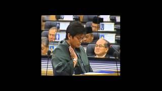 Parlimen Malaysia : Angkat Sumpah YB Dato