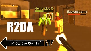 ROBLOX R2DA Funny Moments - First FFA Win, Stuck in water, Protecting PaiterOfMe!