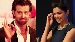 Hrithik Roshan and Deepika Padukone to Pair Up Onscreen ?