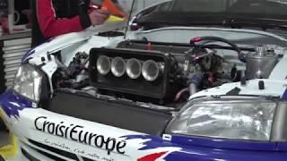 Peugeot 306 Maxi - Mise en route après démontage complet - Sebastien Loeb Racing