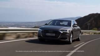 2018 Audi A8 - Presentation