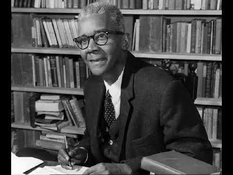 "C. L. R. James interview on his book ""Black Jacobins"" (1970)"