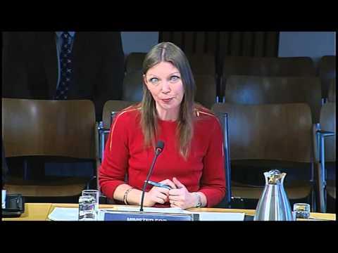 Pentland Hills Regional Park Boundary Bill Committee  Scottish Parliament19th November 2015
