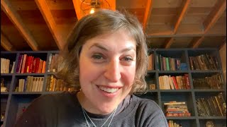 Hey, it's mayim, and i know i'm not alone in feeling some very weird feelings right now. wanted to make a quick video about of these thoughts i've had...